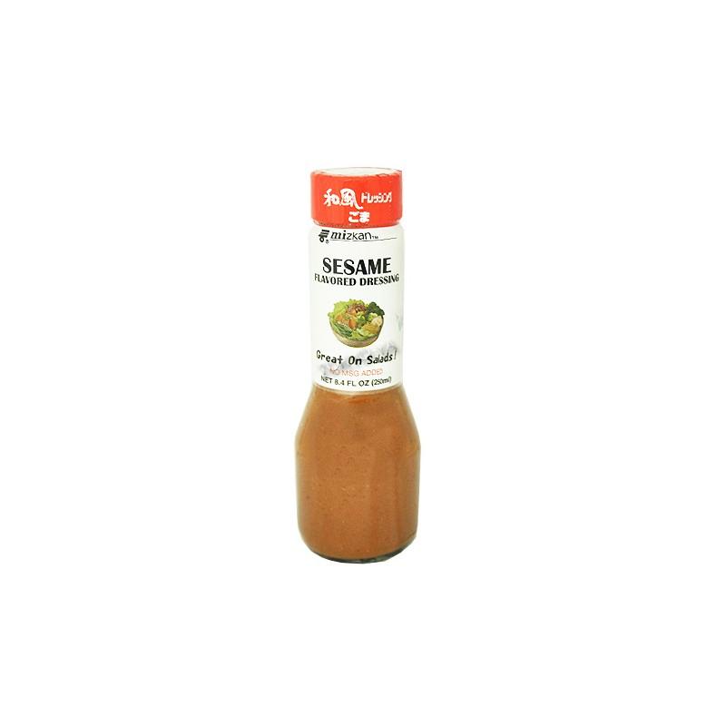 Salsa al Sesamo y Soja 226 g