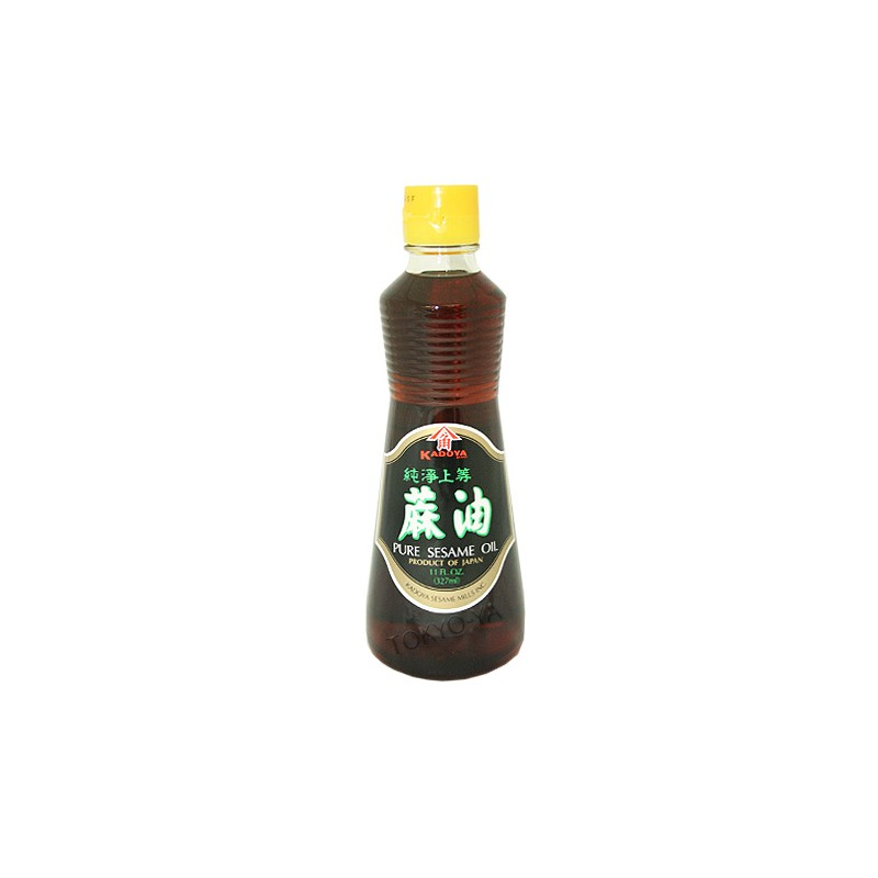 Aceite de Sesamo Kadoya 163 ml
