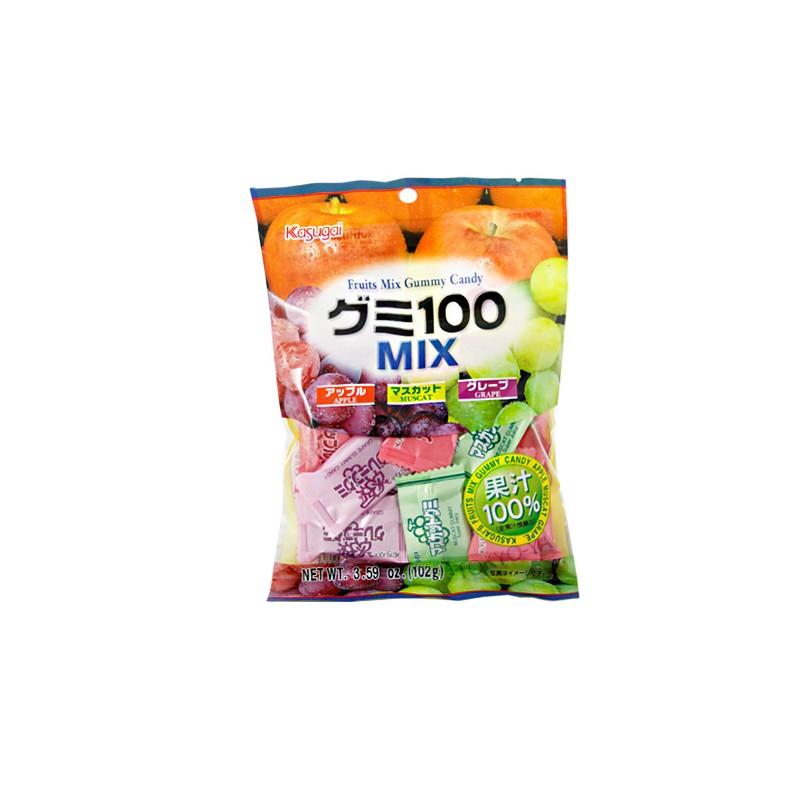 Gominolas de Uva, Moscatel y Manzana 108 g