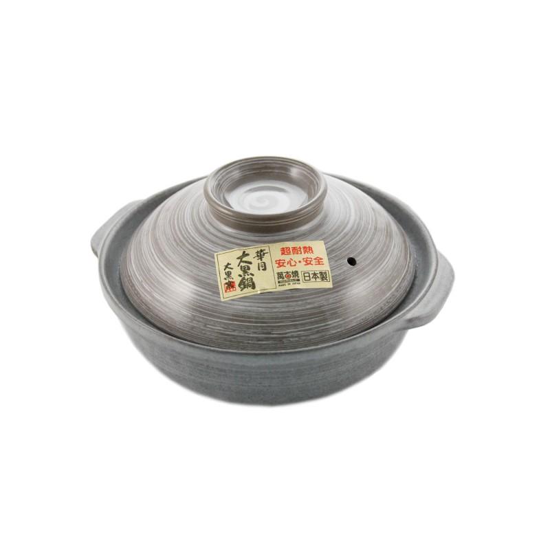 Donabe Daikoku, Olla de cerámica 8GO