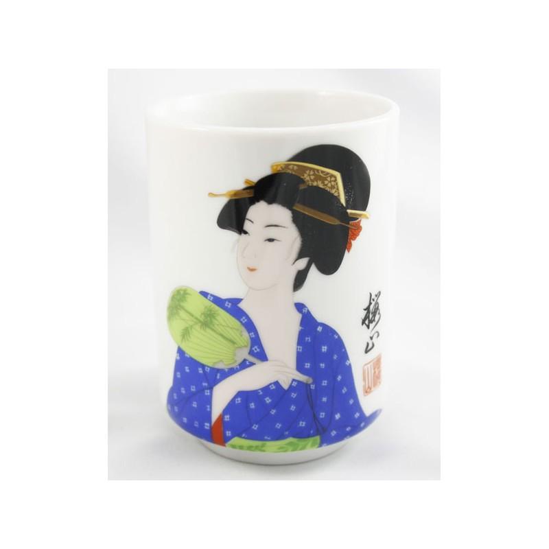Vaso para Té Uchiwa