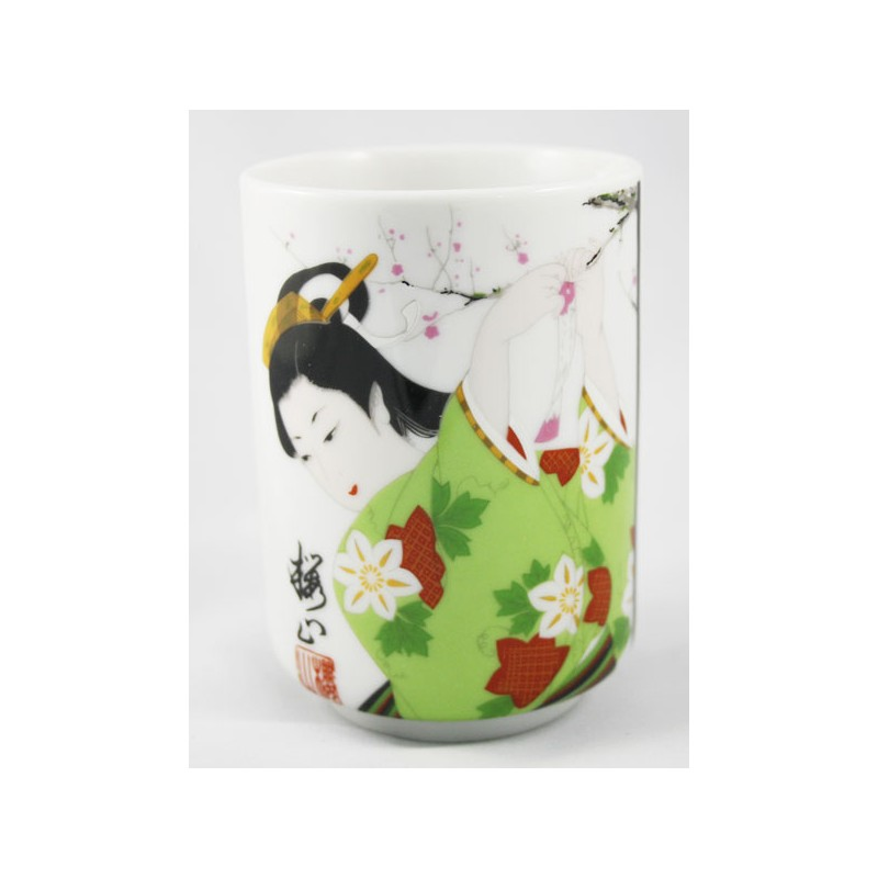 Vaso para Té Sakura