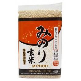 Arroz Integral Brown Rice Minori 1 kg