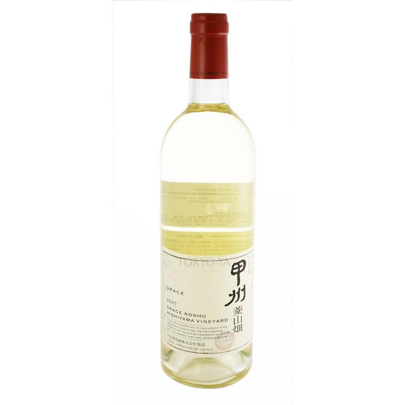 Vino blanco Grace Koshu 750 ml