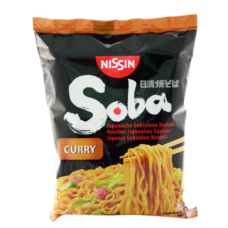 Yakisoba Curry Bag 100 g