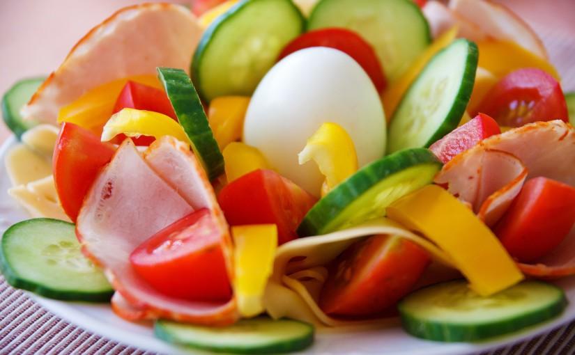 Métodos para cortar verduras