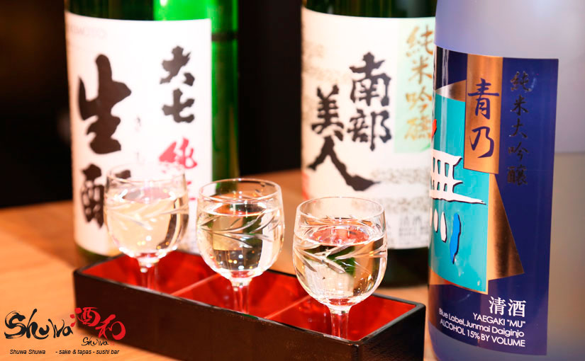Sake Bar Shuwa Shuwa en Madrid
