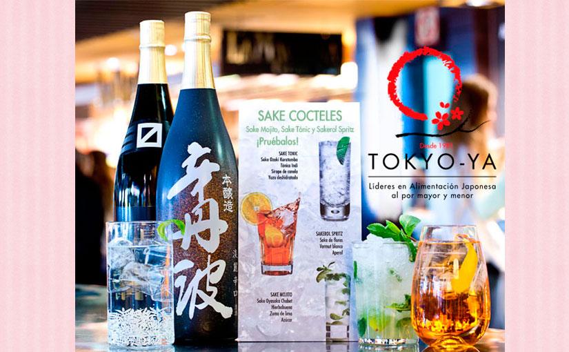 Los 3 Cocteles con Sake que están de Moda