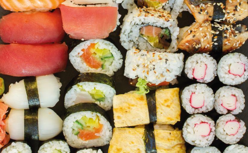 sushi tokyo-ya