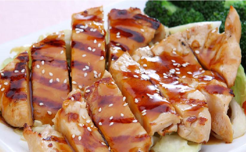 ¡El Pollo Teriyaki más delicioso!