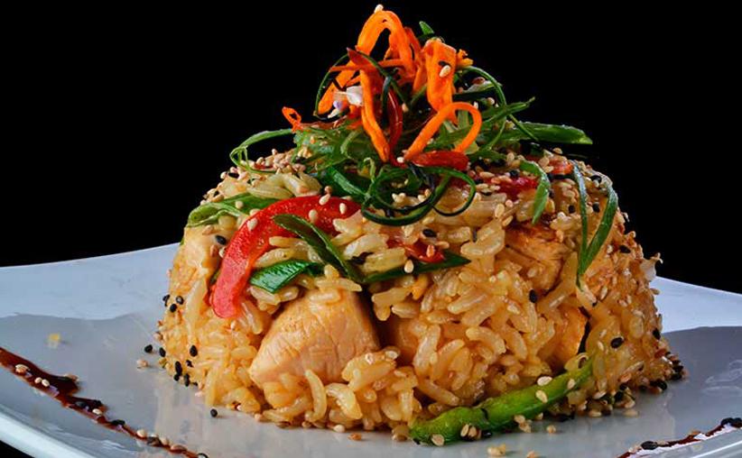 Yakisoba Rice – Yakimeshi