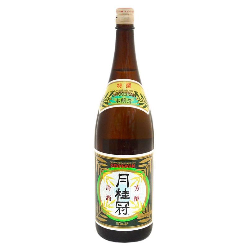 Sake Gekkeikan Tokusen 1800 ml