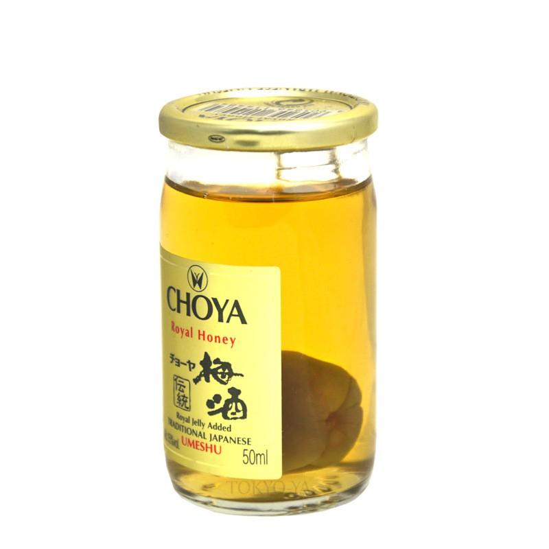 Licor de Ume con Miel Choya Extra 50 ml