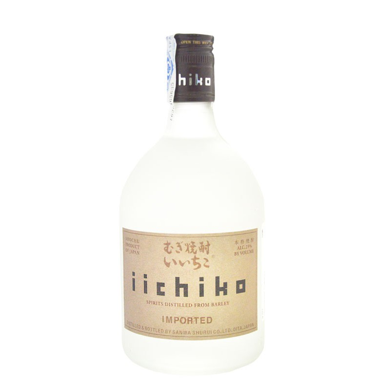 Aguardiente de Cebada Iichiko 700 ml