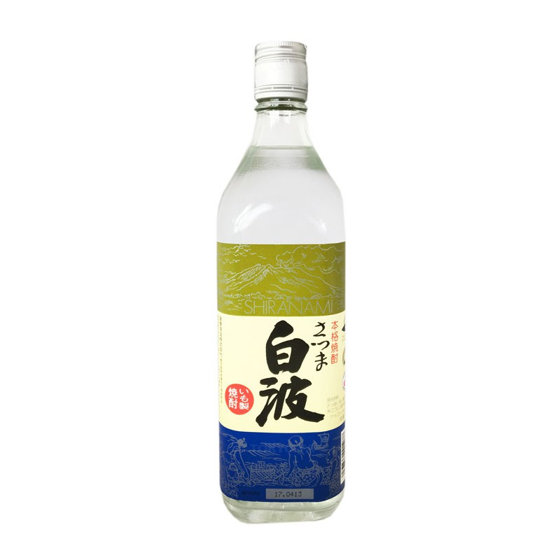 Shochu Shiranami 700 ml