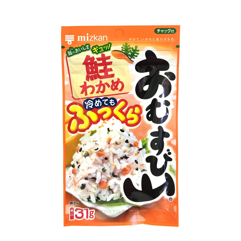 Condimento Furikake Salmón y Wakame 31 g