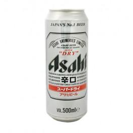 Cerveza Super Dry Asahi lata 500ml