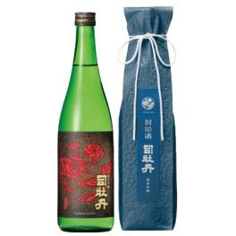 Sake Tsukasabotan Fuinshu 720 ml