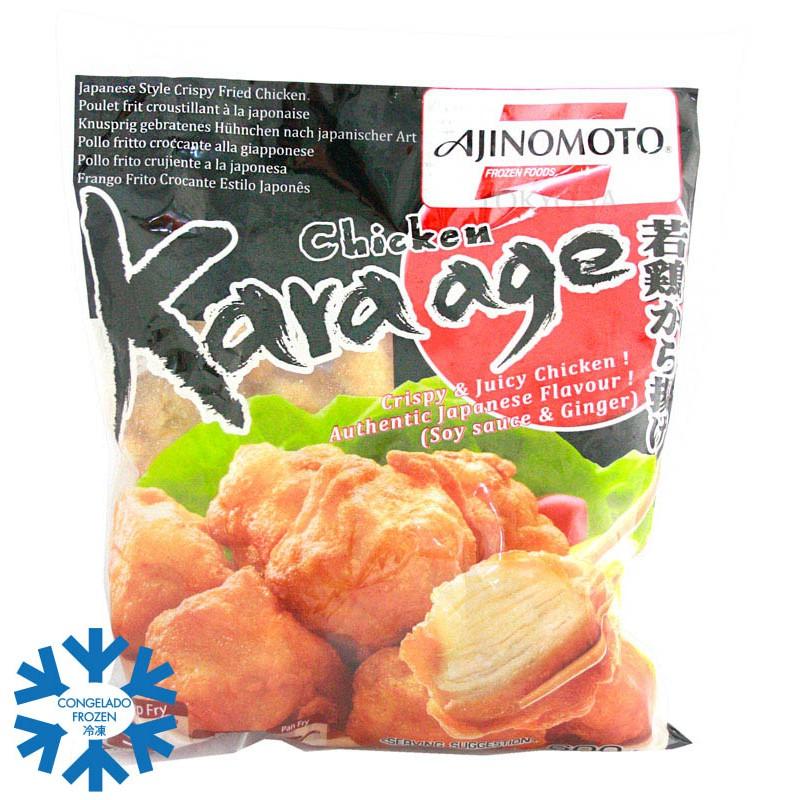Pollo frito Kara Age Wakadori 600 g