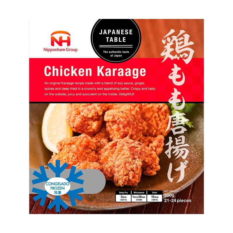 Pollo frito Kara-age Nipponham 500 g