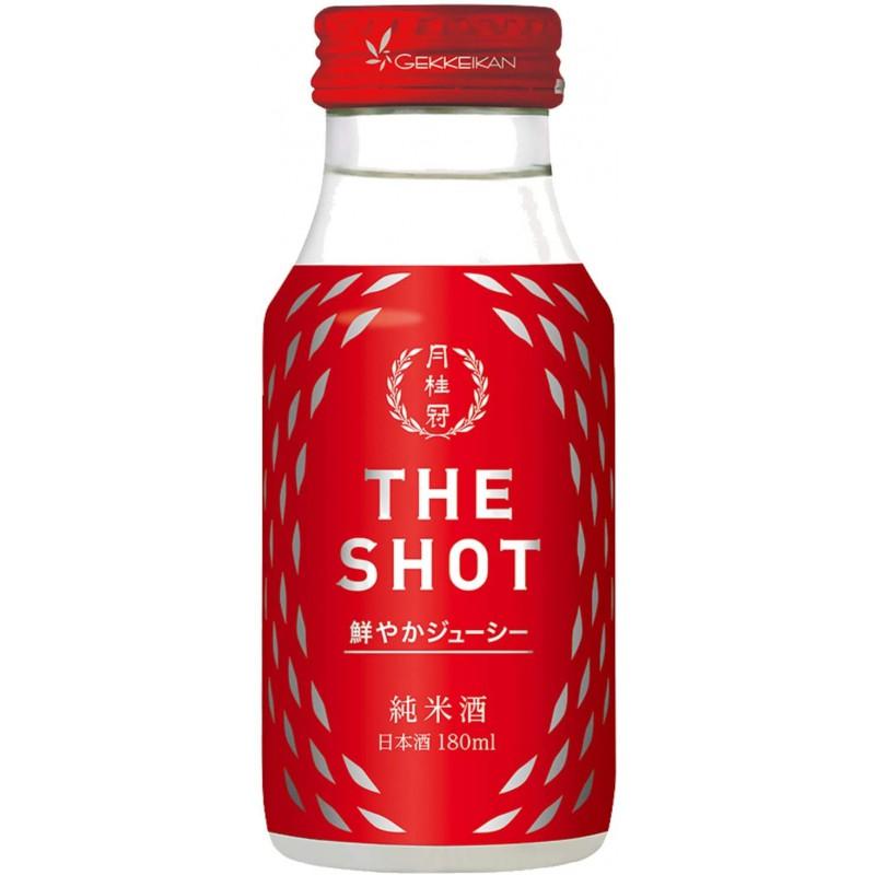 Sake Gekkeikan Junmai The Shot Azayaka Juicy 180ml