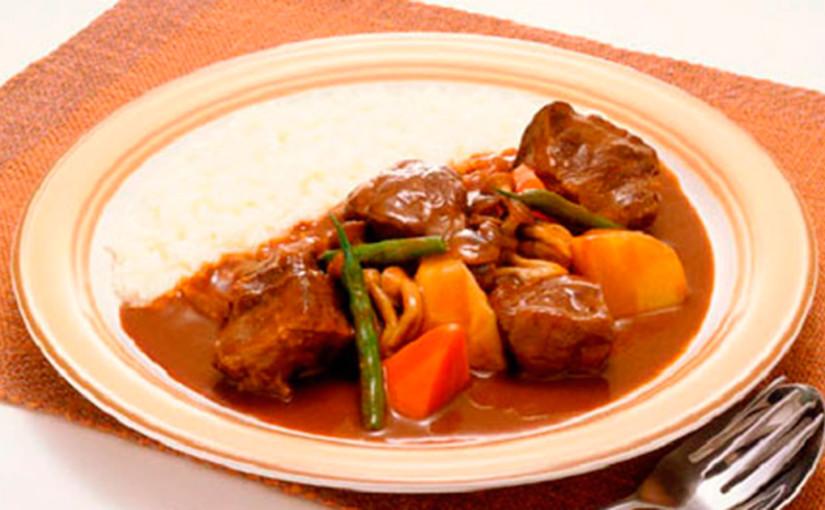 Salsa de Curry, Poco Picante