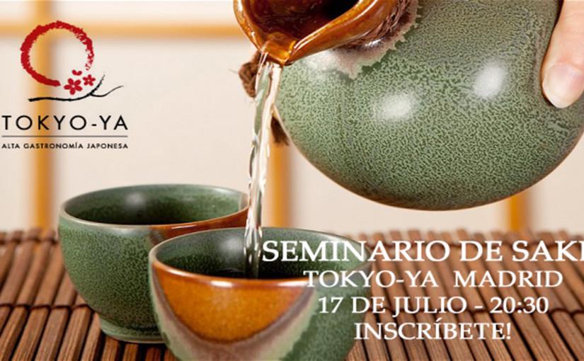 Seminario de Sake