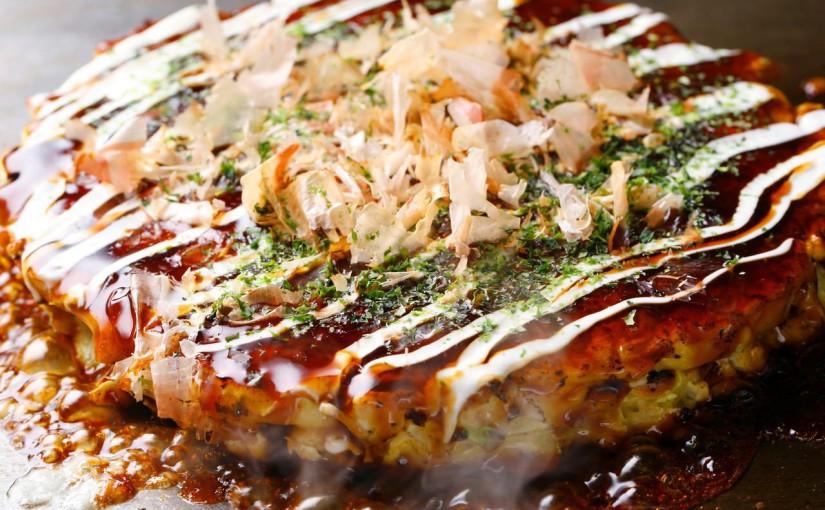 Tortilla Okonomiyaki Kanzai Fu