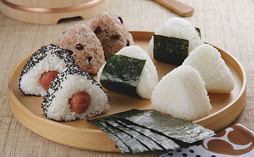 onigiri variedad