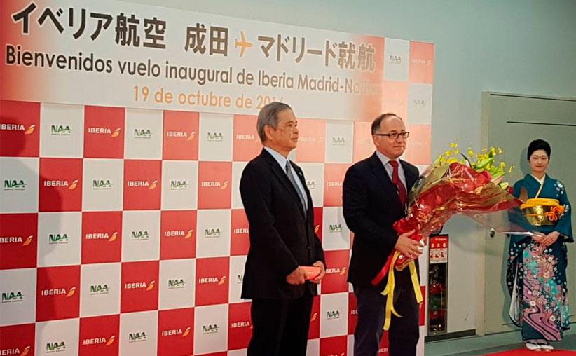 Los vuelos directos Madrid – Tokio estimula la economía y el intercambio cultural