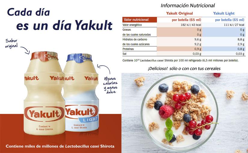 Yakult, la bebida probiótica más popular de Japón