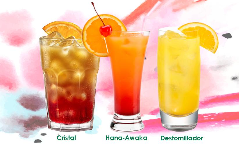 Los 3 Cocteles con sake que debes probar