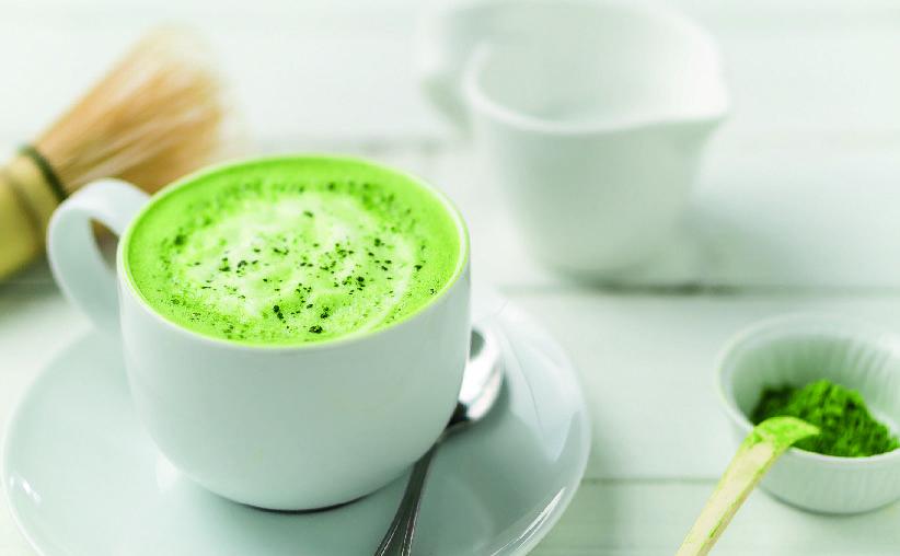 Té verde Matcha Latte ¿Te gusta frío o caliente?