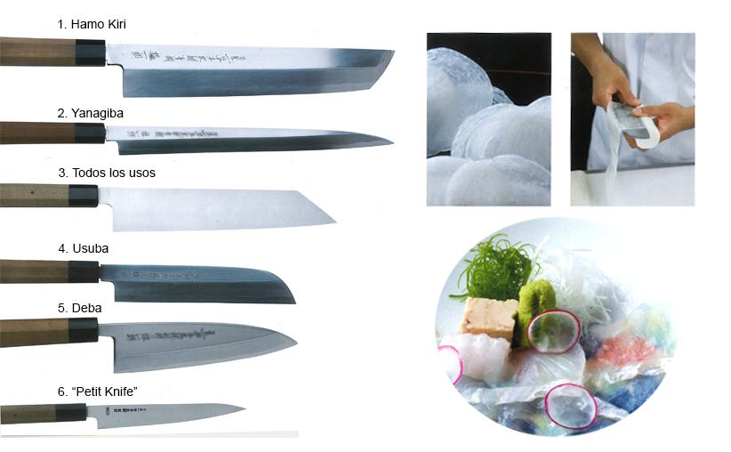 Cuchillos, marcan la diferencia en el cocinado
