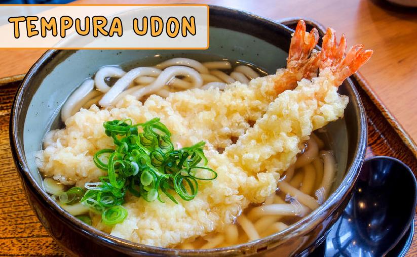 tempura udon tokyoya