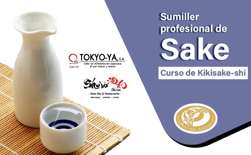 Sumiller Internacional de Sake – Kikisake Shi